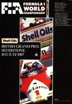 1987 • STATS F1