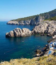 Lido del Faro Capri - Stabilimento balneare con ristorante ad Anacapri