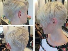 Very Fashionable Pixie Cuts for Ladies