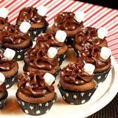 Betún de fudge para galletas @ allrecipes.com.mx