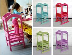 Little Helper Tower: perfect for the kitchen