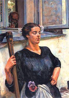Jacek Malczewski - Death, 1917
