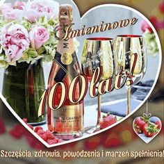 Day Wishes, Beautiful Roses, Happy Birthday, Table Decorations, Frases, Polish, Birthday, Happy Brithday, Urari La Multi Ani