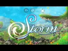 Storm Video Game Trailer, Music Backgrounds, Growing Seeds, Hd Video, Vulnerability, Puzzle, Entertaining, Games, Hurricane Sandy