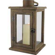 large outdoor lantern