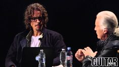 Jimmy Page Discusses Led Zeppelin History & More With Soundgarden's Chri...