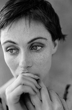 Emmanuelle Béart. Photo: The late Kate Barry.