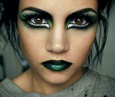 ... Halloween Makeup ...