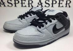 Nike SB Dunk Low Premium - Wolf Grey/Black