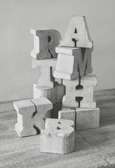 Concrete type - errr hellooooo!