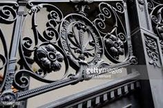 Image result for wrought iron buildings
