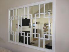 diy trellis for home interior   Guest Feature - Trellis Mirror