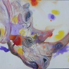 Purple Black Rhino iphone case - rhino sticker - rhino bag - repin for later