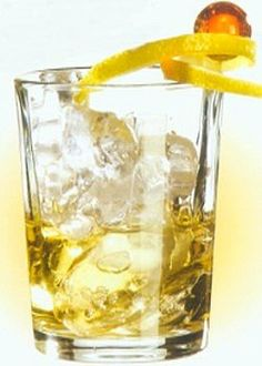 Rusty Nail Cocktail Recipe