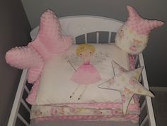 quilt pillow diy homemade Fairy