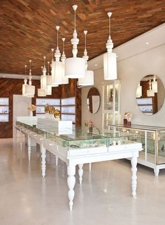 Octium Jewelry store by Jaime Hayon in Kuwait   Pinterest   Store ...
