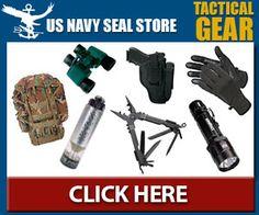 US Navy SEAL Tactical Gear