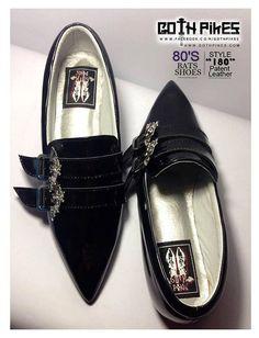 Coffin Kitsch is a blog about alternative shopping on a budget, goth fashion, deathrock fashion, and DIY fashion.