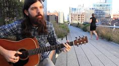 Seth Avett Sings, Save Part Of Yourself. So pretty.