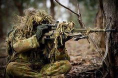 Australian SASR Sniper is listed (or ranked) 3 on the list 28 Hardcore Photos of Special Forces from Around the World