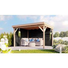 Marquis, Outdoor Furniture, Outdoor Decor, Gazebo, Outdoor Structures, Cabin, House Styles, Home Decor, Garden Furniture Outlet