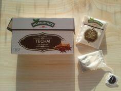 Hornimans Tea Shop - Chai Tea