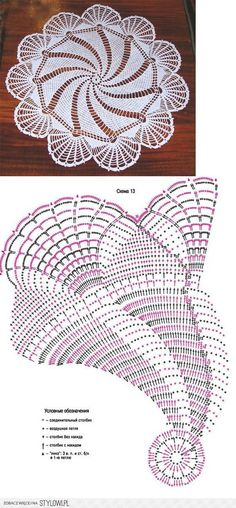 Crochet Doily Patterns 42747 Patterns of crochet doilies. Filet Crochet, Crochet Doily Diagram, Crochet Doily Patterns, Crochet Chart, Thread Crochet, Irish Crochet, Crochet Designs, Crochet Stitches, Knitting Patterns