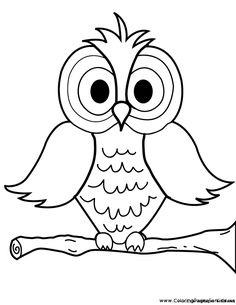 valentine day owl coloring page owl coloring pages prints colors owl_coloring_pages_printable_07