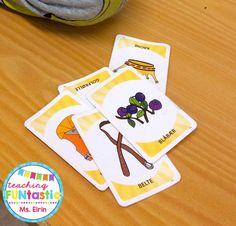 I de yngste klassene bruker vi ofte spillet Alias på spillstasjon for å øve vokabular. En flott og lærerik aktivitet som kan brukes hvor som helst, hjemme og på skolen!