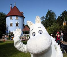 Muumimaa, Moomin world, Naantali, Finland. There you can see Moomins by yourself! See you, bye! Tove Jansson, Places Ive Been, Fairy Tales, To Go, Nerd, Childhood, Adventure, Country, Disney Characters