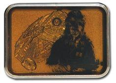 2014 Star Wars Weekends Rebel Rendezvous Chewbacca Commemorative Passholder Pin #disneystarwarsweekends