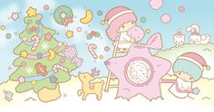 Sanrio: Little Twin Stars