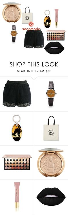 """""""Bez naslova #89"""" by ema456 ❤ liked on Polyvore featuring Chicwish, AERIN and Lime Crime"""