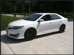 toyota camry sport wheels