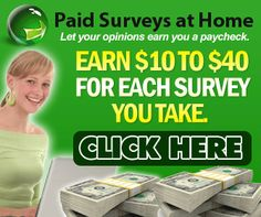 Make Money By Taking Surveys Online More