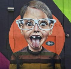 Street Art by Sipros, located in Miami, Florida