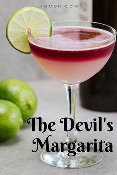 Tequila Drinks, Liquor Drinks, Cocktail Drinks, Cocktails With Wine, Red Wine Drinks, Tequila Wine, Vodka Cocktails, Classic Cocktails, Craft Cocktails