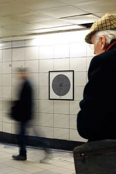 The London Underground's Latest Art Project: A Maze For Every Station   Co.Design   business + design