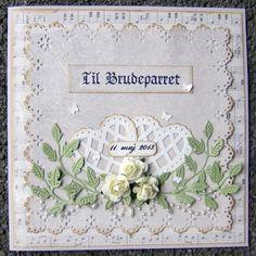 Endnu et bryllupskort