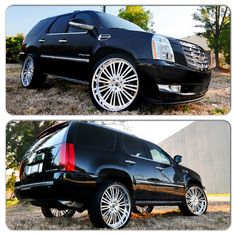 Pay a visit to our pages for much more on the subject of this beautiful thing Cadilac Escalade, Escalade Esv, Custom Wheels, Custom Cars, Pimped Out Cars, Ford F650, Hummer H2, Suv Trucks, Weird Cars