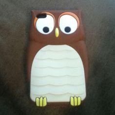 iPod owl case