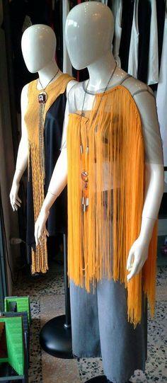 Shopwindow outfits
