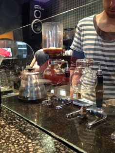 Love the syphon coffee at Proud Mary! Sunday Coffee - Proud Mary Collingwood | The B2B Market