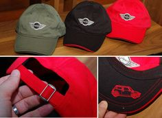 Awesome MINI Cooper hat from OutMotoring.com $18.95