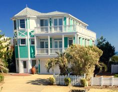 Ocean front home in Kure Beach, NC for sale. Price $1,400,000. Contact Coastwalk Real Estate at 910-458-9119
