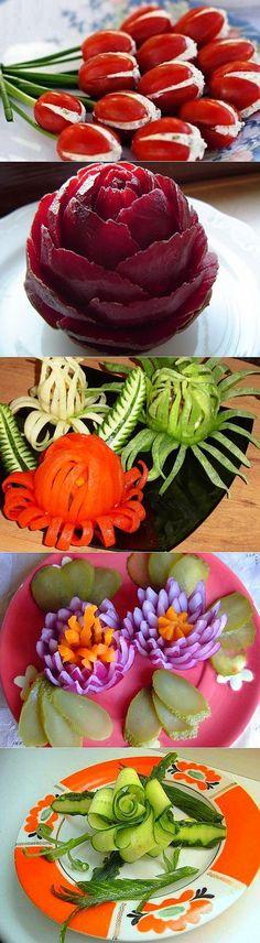 zucchini mit dunkelgr ner schale schnitzen kalte platten pinterest zucchini und lebensstil. Black Bedroom Furniture Sets. Home Design Ideas