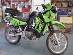 Pic of everyones bikes. - Page 9 - KLR650.NET Forums - Your Kawasaki KLR650 Resource! - The Original KLR650 Forum!
