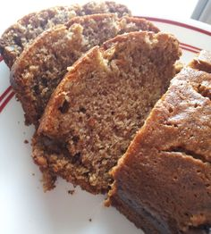 Erin's Fave Holiday Recipe: Banana Nut Bread Recipe | Fit Bottomed Girls