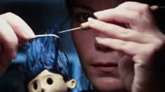 """""""Coraline"""" - Really Small Hair - Suzanne Moulton"""