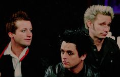 """mike looks at billie as if to say, """"um, if you say so"""" ..."""